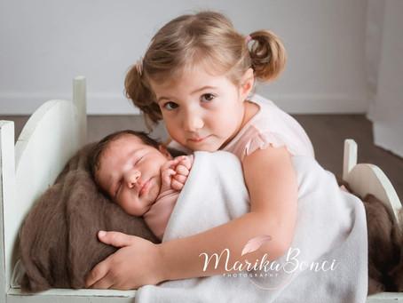 """Quando nasce un """"fratello maggiore"""""""