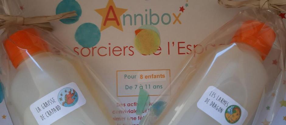 Vos questions sur Annibox !
