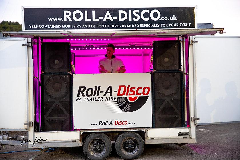 Roll-A-Disco Photos - Soup In The Sticks