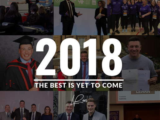 2018 The Best Is Yet To Come