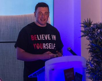 Luke Rees Believe In Yourself Photo