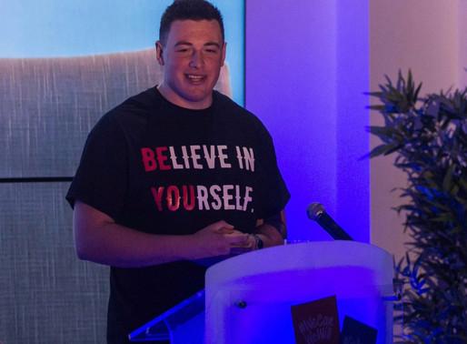 Luke Rees awarded Prime Minster Point of Light Award