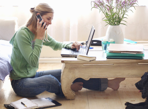 Top Tips to working from home during COVID19