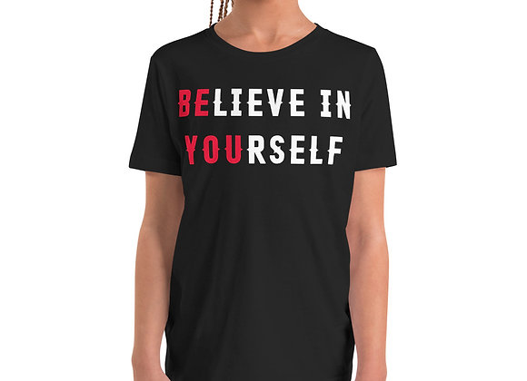 Youth Believe In Yourself T-Shirt