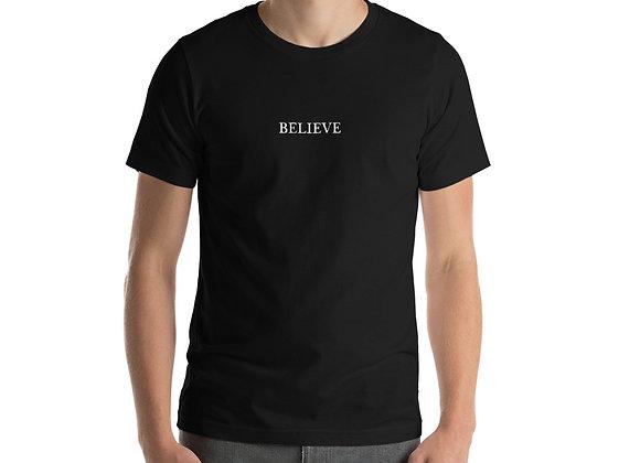 Mens Believe T-Shirt