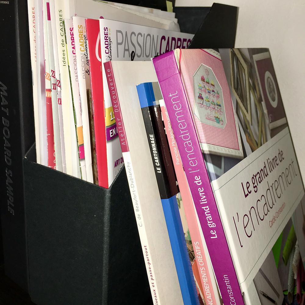 教室の本棚