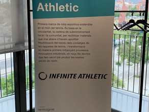 Reimaginamos el textil con Infinite Athletic