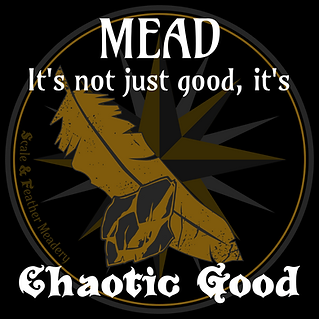 Mead Chaotic Good Scale and Feather