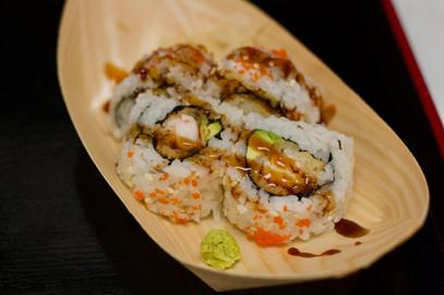 Crunchy Shrimp Roll