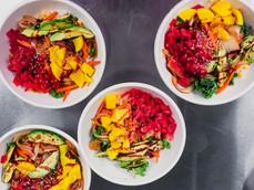 Vegetable Rice Bowl