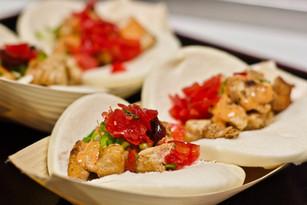 Chicken Bao