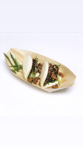 Spicy Pork Bao