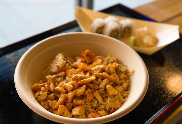 Fried Rice Bowl