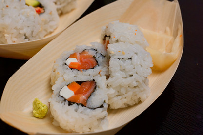 Philly Salmon Roll