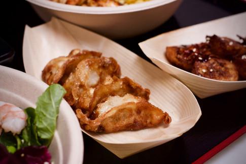 Fried Beef Dumplings