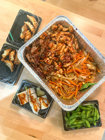 Fam fast take out meal