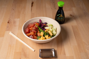 Sushi Rice Bowl