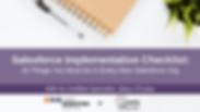 eMa Webinar_ SalesForce Implementation c