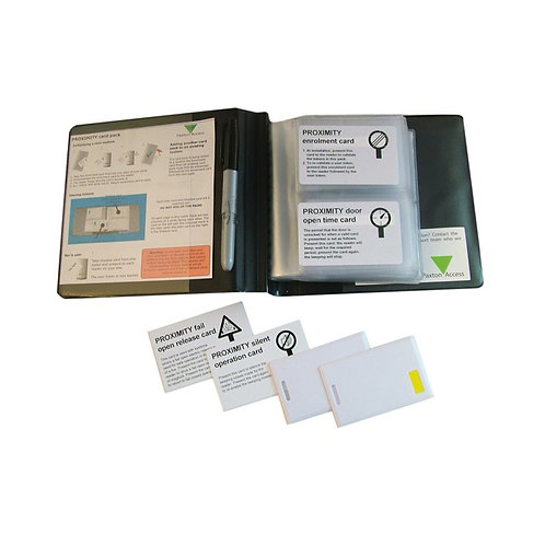 Paxton Proximity Cards for Compact & Switch2