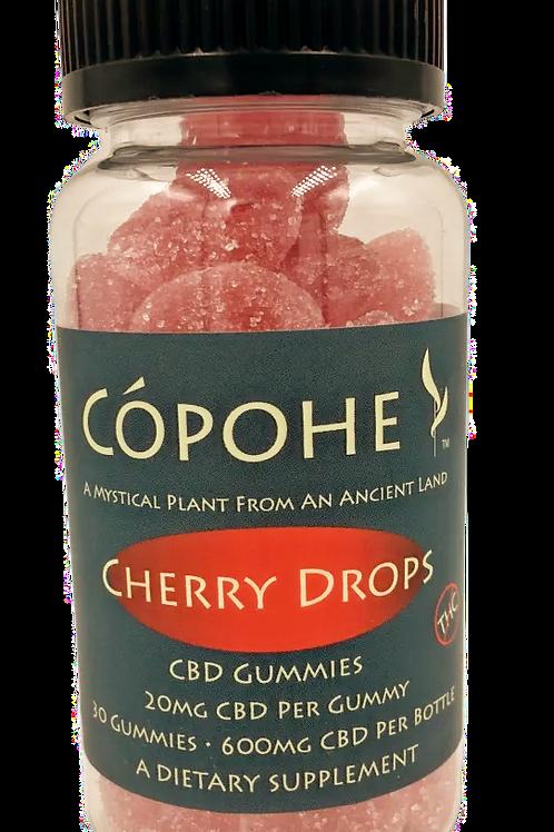 Cópohe Cherry Drops     30 per bottle
