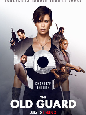 Kierre's Review of The Old Guard ★★★½