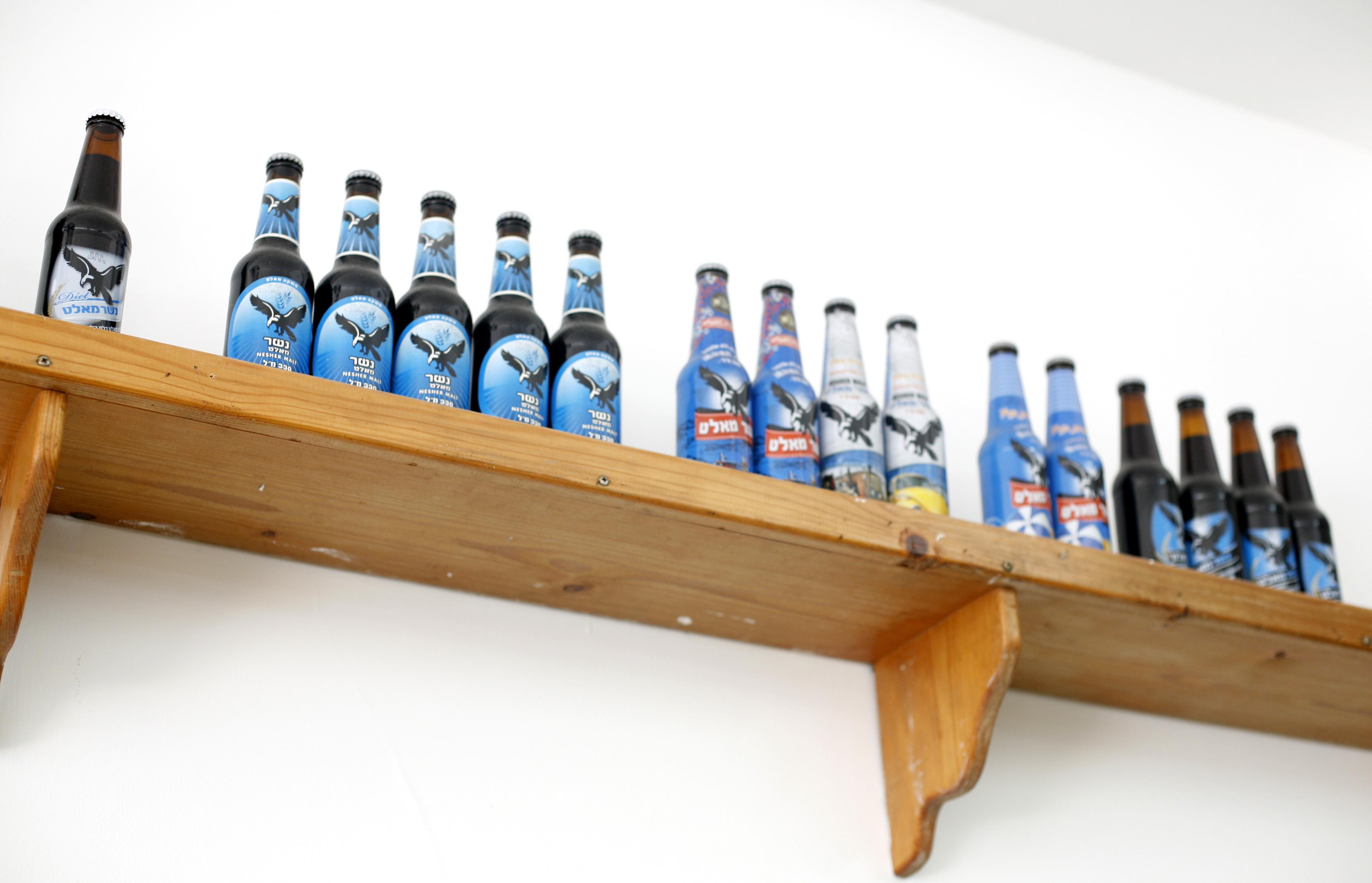 בירה נשר. בריא