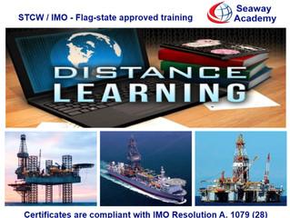Virtual Online Training Popular at Seaway Academy