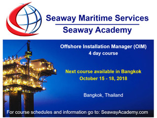 Seaway Academy - Offshore Oil & Gas Industry Training, Bangkok, Thailand