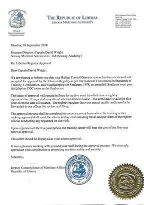 Liberia - BCO - official cert.jpg