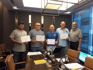 Offshore Installation Manager (OIM) Training - Bangkok, Thailand