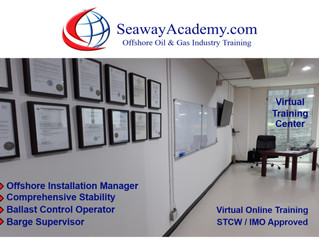Seaway Academy Continues to Provide STCW / IMO Training to the Offshore Oil & Gas Industry Durin