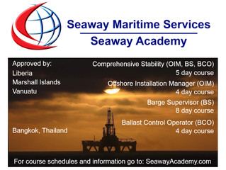 Seaway Academy Obtains International Course Approvals