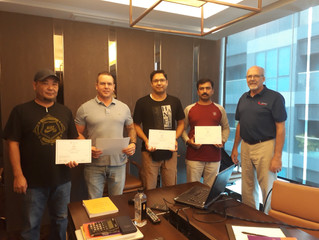 Comprehensive Stability (OIM, BS, BCO) Training in Bangkok, Thailand
