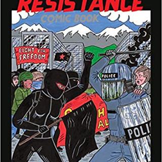 Anti-Capitalist Resistance Comic Book