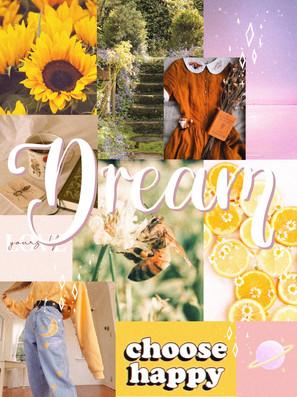Dream lockscreen