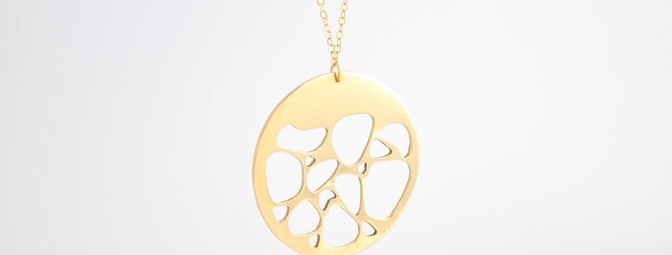 Zuri Bold Large Necklace