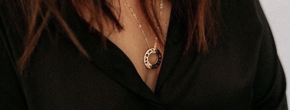Zuri Pebble Necklace