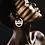 Thumbnail: Mmere Large Stud Earrings