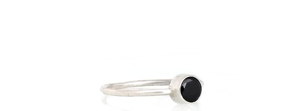 Silver Single Masie Ring