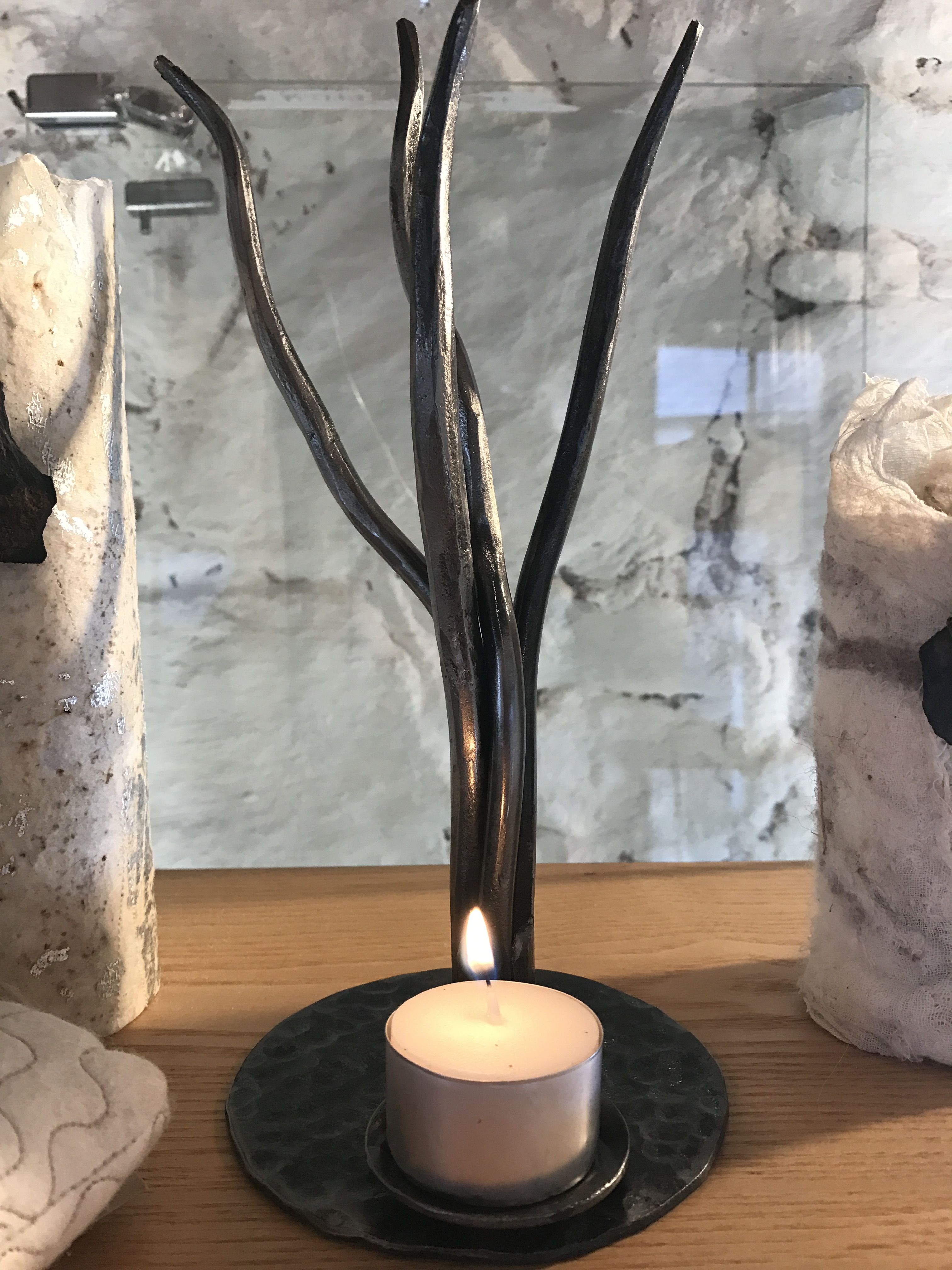Candle holder- sea shores collection
