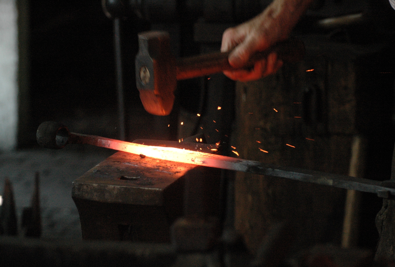 Blacksmithing Experience Half Day