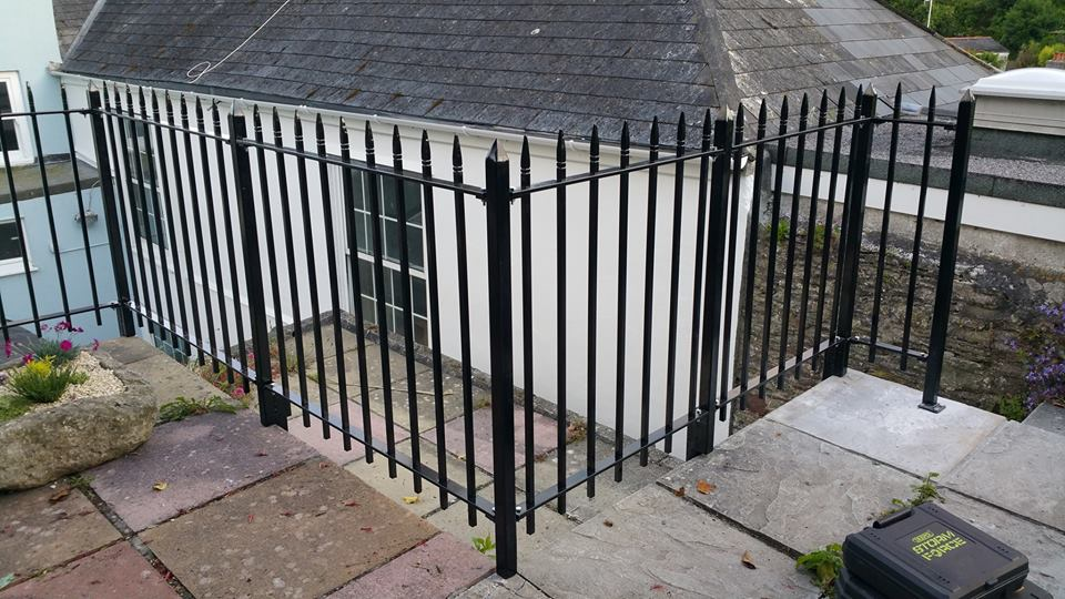 Georgian railings