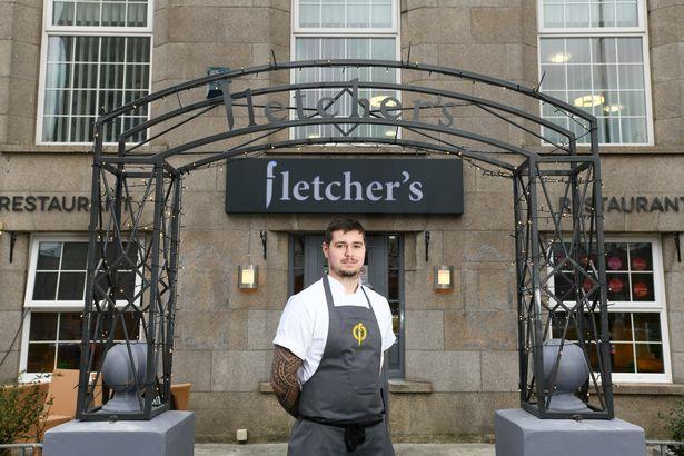 Fletcher's Restaurant Arch
