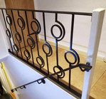 Hand rail and bannister
