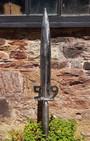 Commando Dagger Sculpture