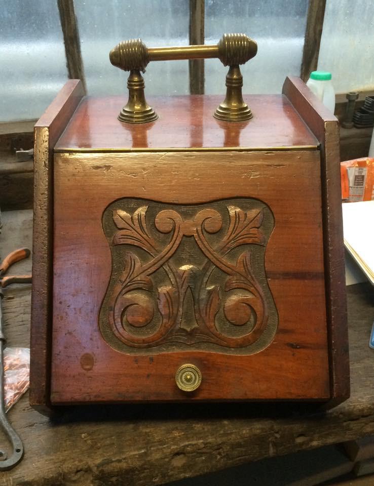 Wrought iron restorations