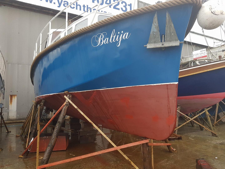 Boat welding Cornwall