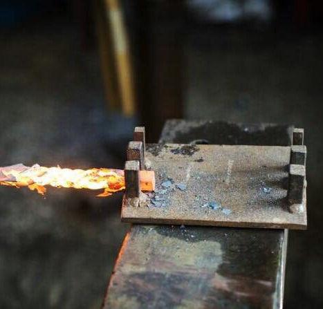Blacksmithing Experience Full Day