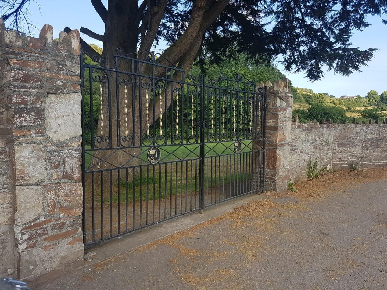 Millbrook Church Gates