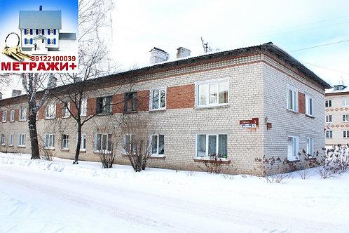 1-к. квартира в Камышлове, ул. Пушкина, 5